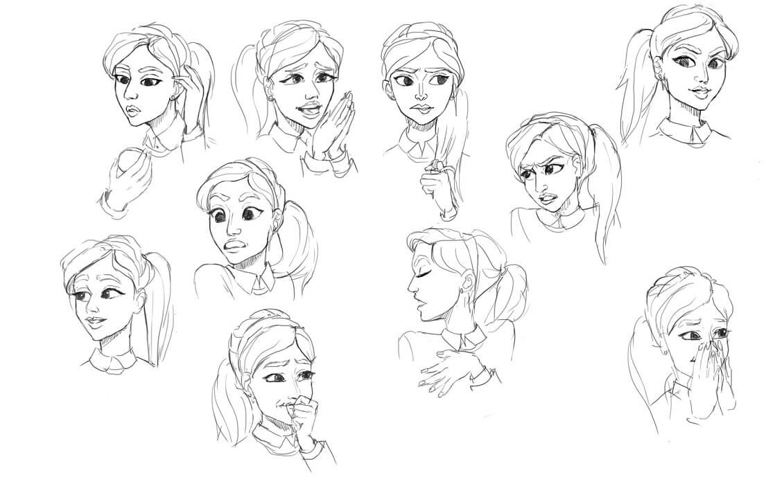 Anne expressions