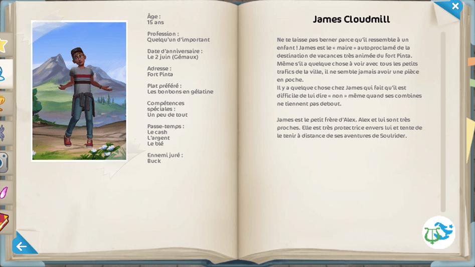 James Cloudmill