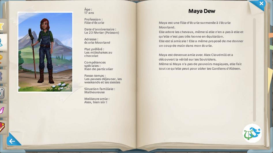 Maya Dew