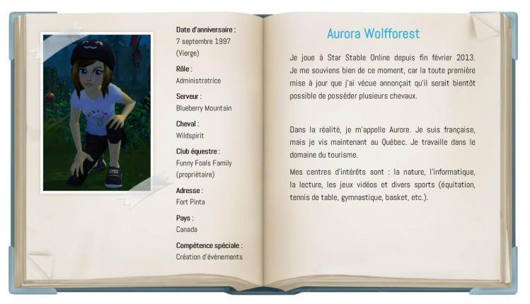 Aurora Wolfforest