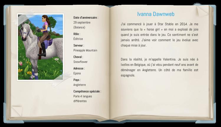 Ivanna Dawnweb