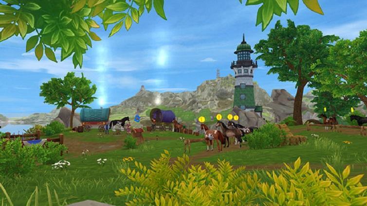 Marché aux chevaux